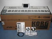 F/S: korg pa2xpro 76-key professional arranger keyboard $650