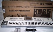 For Sale: Yamaha Tyros 4-3 2 / Korg Pa2XPro 76/Korg PA800 Pro